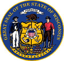 WI state seal